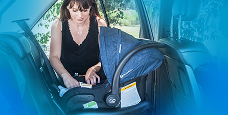 Infant Carrier Car Seats