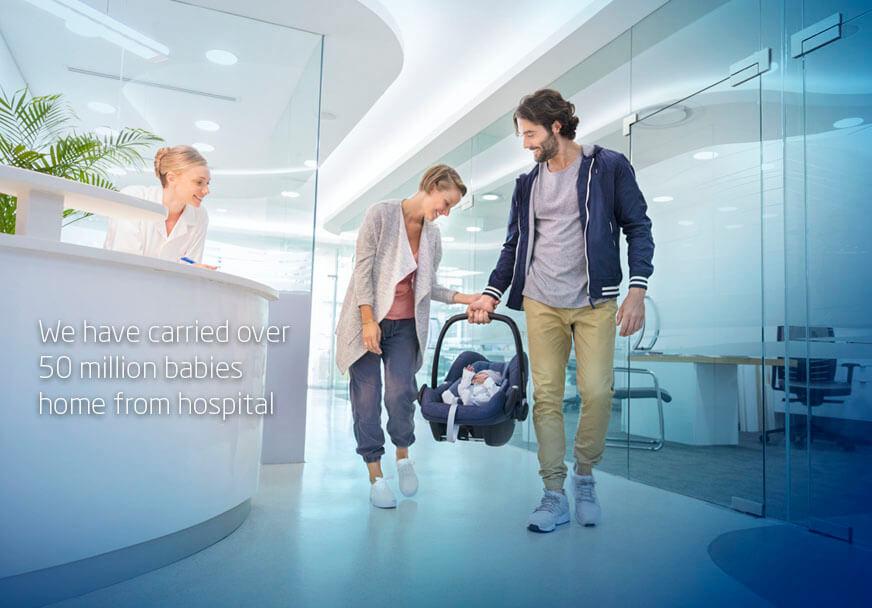 50 Million Babies Trust Maxi-Cosi