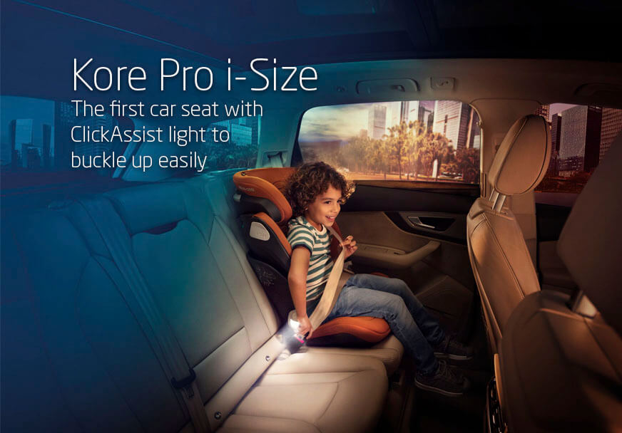 Kore Pro i-Size Booster Car Seat